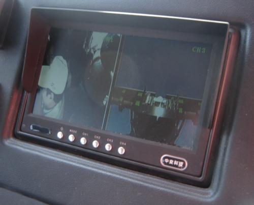 中安智能公交产品服务世博!(2010/06/20)